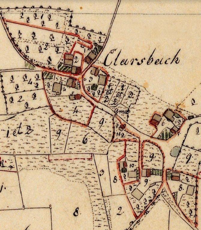 Karte Mit Hausnummern.Heimatverein Markt Roßtal E V Familienbuch Der Gemeinde